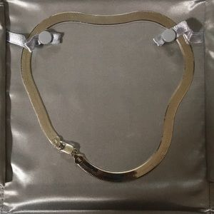 Jewelry - Heavy sterling choker
